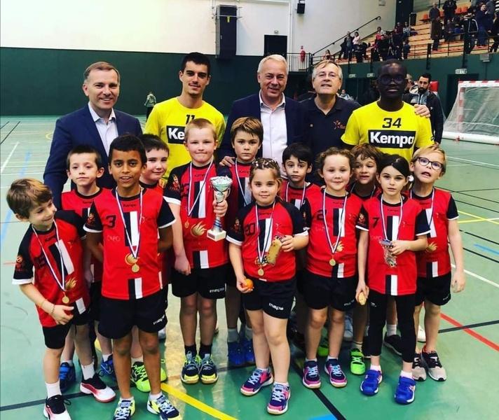 École de handball