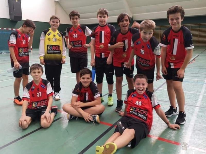 Équipe U14B