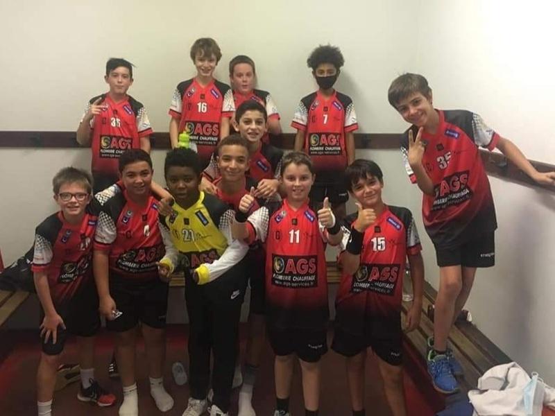 Équipe U14A